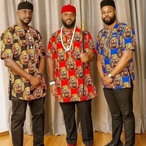 native attire for nigerian men